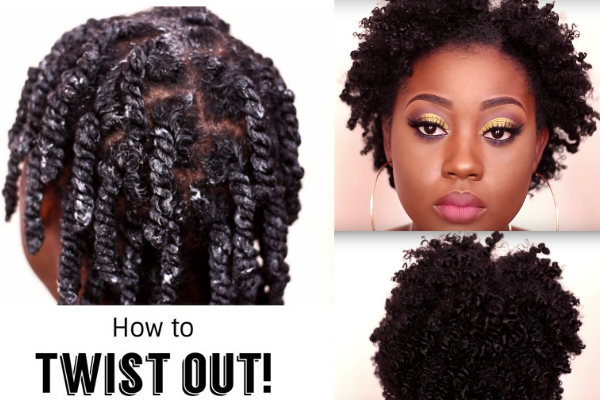 protective hairstyles on 4c hair