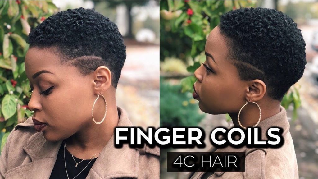 the big chop before and after