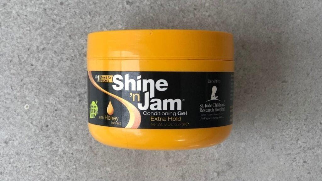 best gel for natural hair 4c