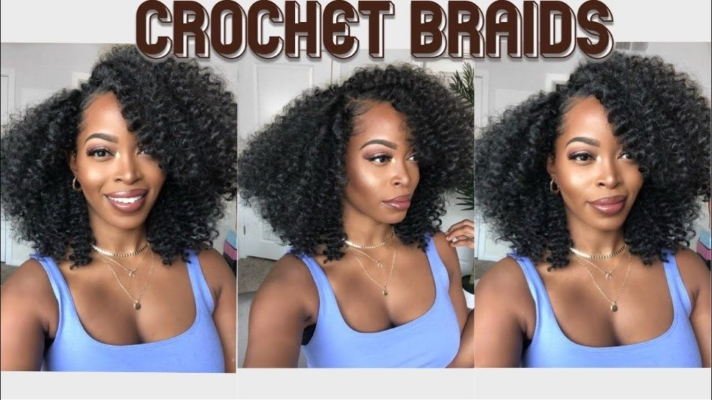 protective hairstyles for natural hair with weave