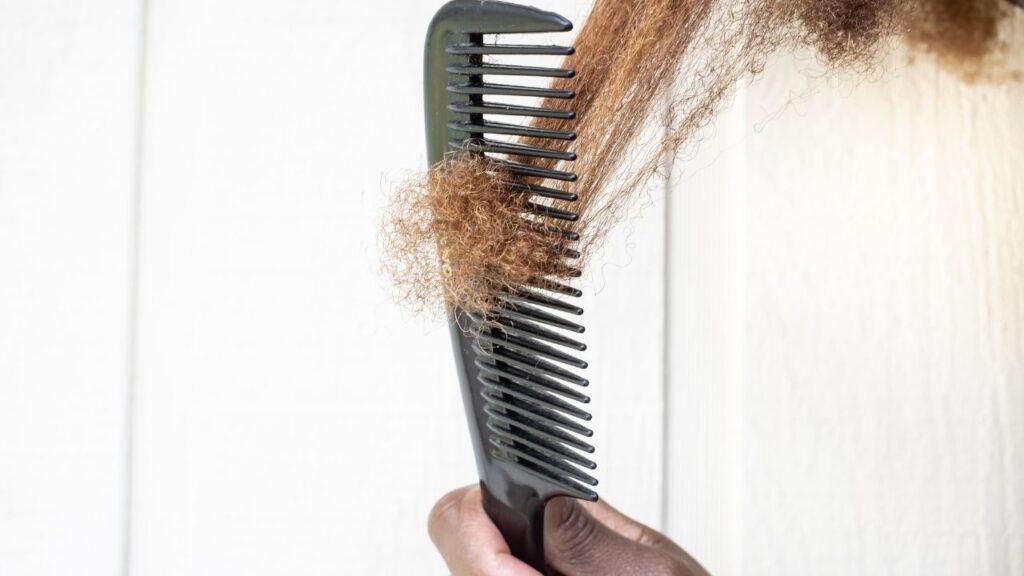 steps to washing natural hair